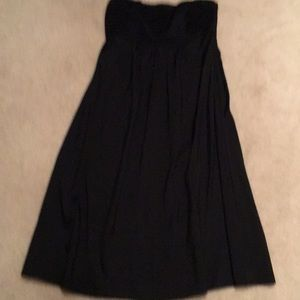 Banana Republic strapless dress